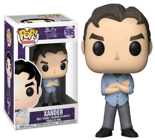 Buffy - Xander 20th Anniversary Pop! Vinyl