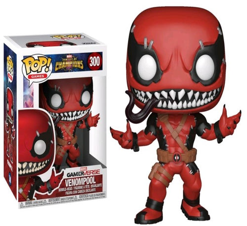 Contest of Champions - Venompool Pop! Vinyl