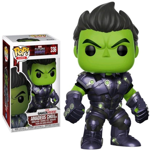 Future Fight - Amadeus Cho as Hulk Pop! Vinyl