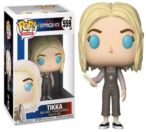 Bright - Tikka Pop! Vinyl
