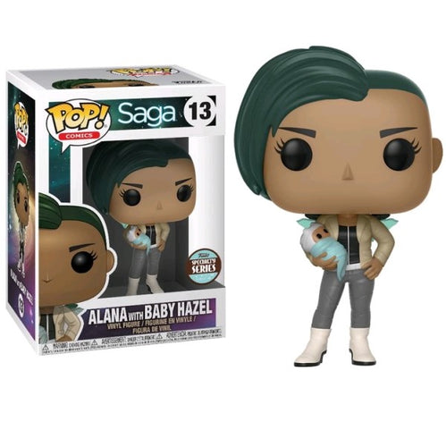 Saga - Alana with baby Hazel Specialty Store Exclusive Pop! Vinyl