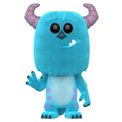 Monsters Inc. - Sulley Flocked US Exclusive Pop! Vinyl