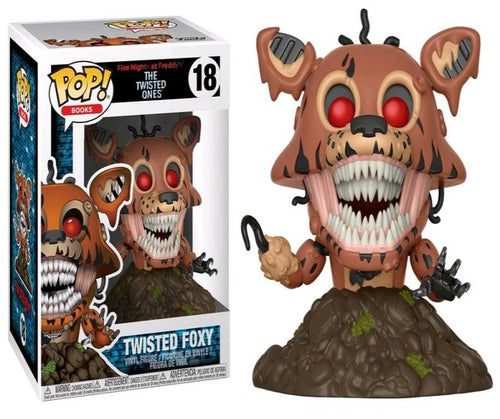 Five Nights at Freddy's: The Twisted Ones - Twisted Foxy Pop! Vinyl