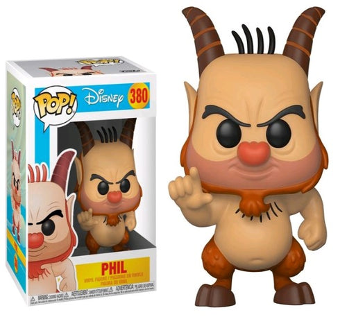 Hercules - Phil Pop! Vinyl