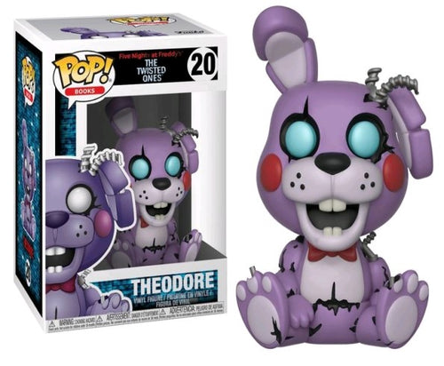 Five Nights at Freddy's: The Twisted Ones - Theodore Pop! Vinyl