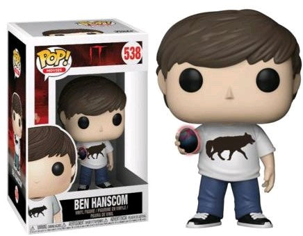 It (2017) - Ben Hanscom Pop! Vinyl