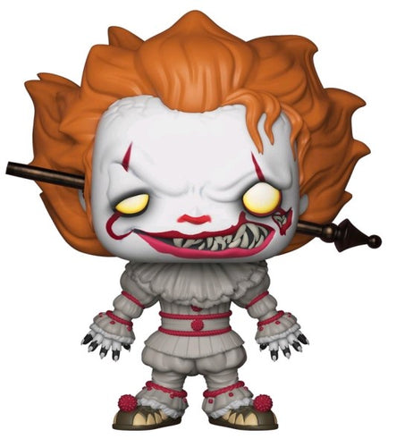 It (2017) - Pennywise with Wrought Iron US Exclusive Pop! Vinyl