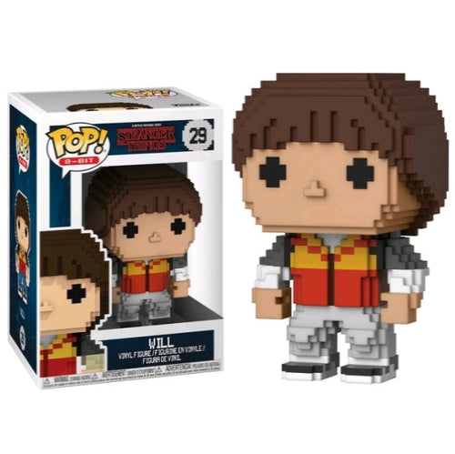 Stranger Things - Will 8-Bit US Exclusive Pop! Vinyl