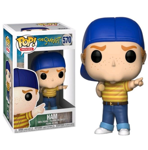 The Sandlot - Ham Pop! Vinyl