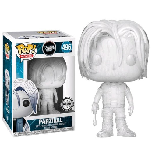Ready Player One - Parzival Translucent US Exclusive Pop! Vinyl
