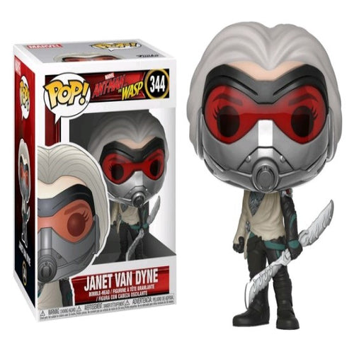 Ant-Man and the Wasp - Janet Van Dyne Pop! Vinyl