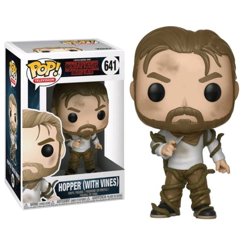 Stranger Things - Hopper with Vines Pop! Vinyl