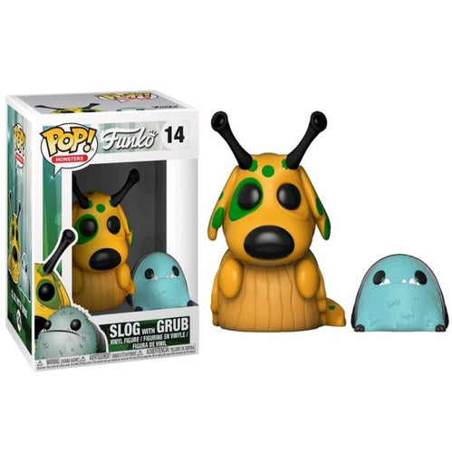 Wetmore Forest - Slog with Grub Pop! Vinyl