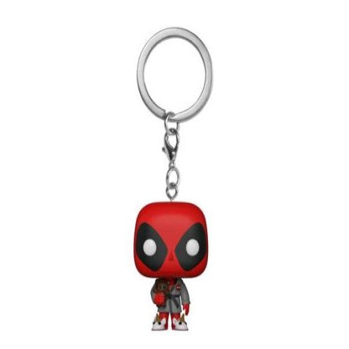 Deadpool - Deadpool Bedtime US Exclusive Pocket Pop! Keychain