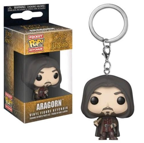 The Lord of the Rings - Aragorn Pocket Pop! Keychain