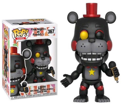 Five Nights at Freddy's: Pizza Sim - Lefty Pop! Vinyl
