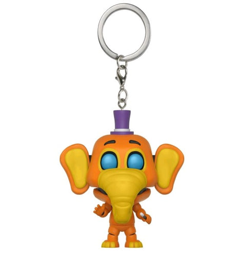 Five Nights at Freddy's: Pizza Sim - Orville Pocket Pop! Keychain