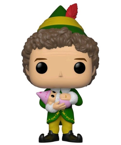 Elf - Buddy with Baby US Exclusive Pop! Vinyl