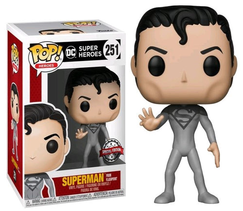DC Comics - Flashpoint Superman US Exclusive Pop! Vinyl