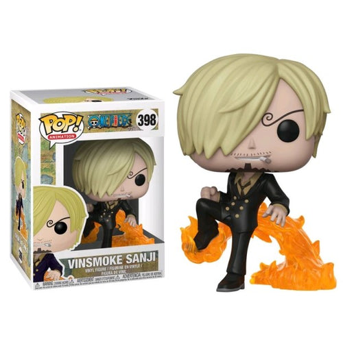 One Piece - Vinsmoke Sanji Pop! Vinyl