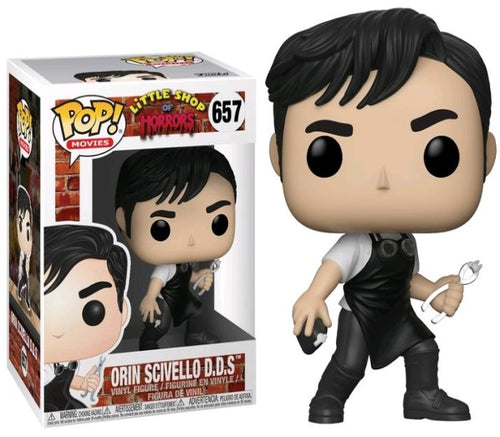 Little Shop of Horrors Orin Scrivello - D.D.S. Pop! Vinyl