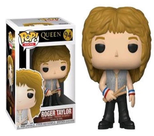 Queen Roger Taylor Pop! Vinyl Figure