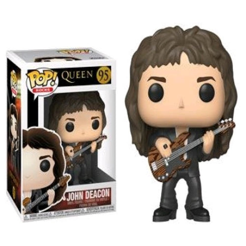 Queen John Deacon Pop! Vinyl Figure