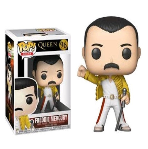 Queen Freddy Mercury Wembley 1986 Pop! Vinyl Figure