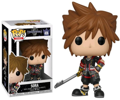 Kingdom Hearts III - Sora Pop! Vinyl