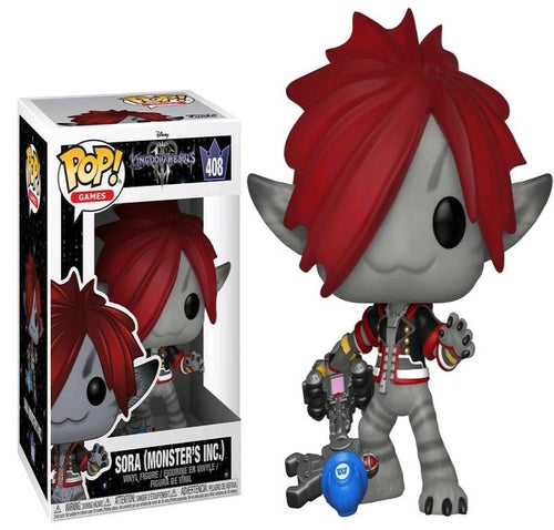Kingdom Hearts III - Sora (Monsters Inc) Pop! Vinyl