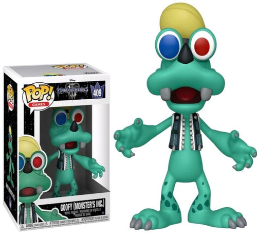 Kingdom Hearts III - Goofy (Monsters Inc) Pop! Vinyl