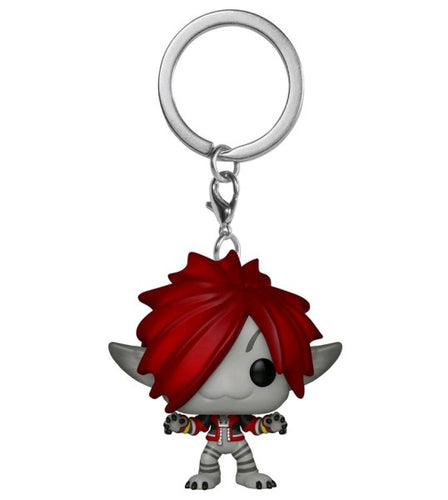 Kingdom Hearts 3 - Sora Monster Inc US Exclusive Pocket Pop! Keychain