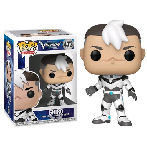 Voltron - Shiro Pop! Vinyl