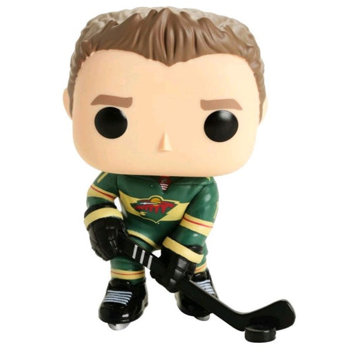NHL: Wild - Zach Parise Pop! Vinyl