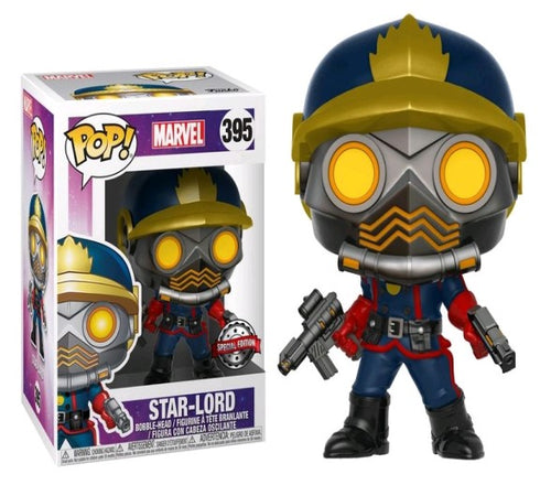 Guardians of the Galaxy - Star-Lord Classic Pop! Vinyl