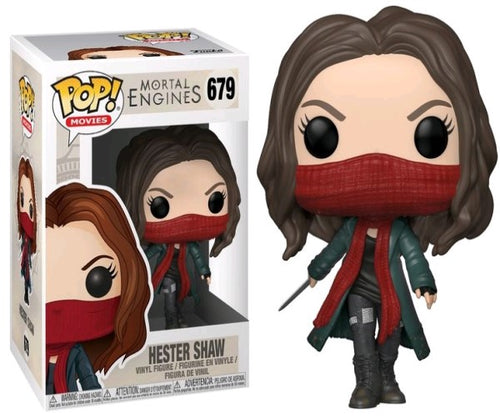Mortal Engines - Hester Shaw Pop! Vinyl