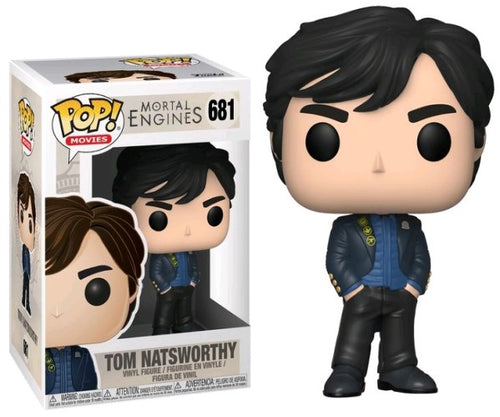 Mortal Engines - Tom Natsworthy Pop! Vinyl