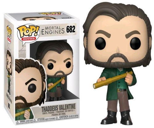 Mortal Engines - Thaddeus Valentine Pop! Vinyl