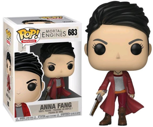 Mortal Engines - Anna Fang Pop! Vinyl