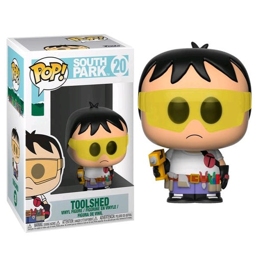 South Park - Toolshed Pop! Vinyl