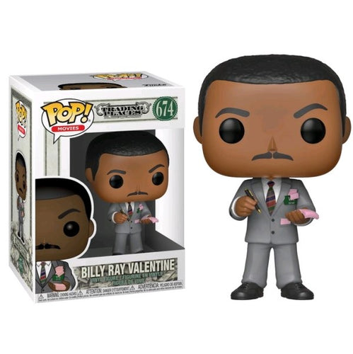 Trading Places - Billy Ray Valentine Pop! Vinyl