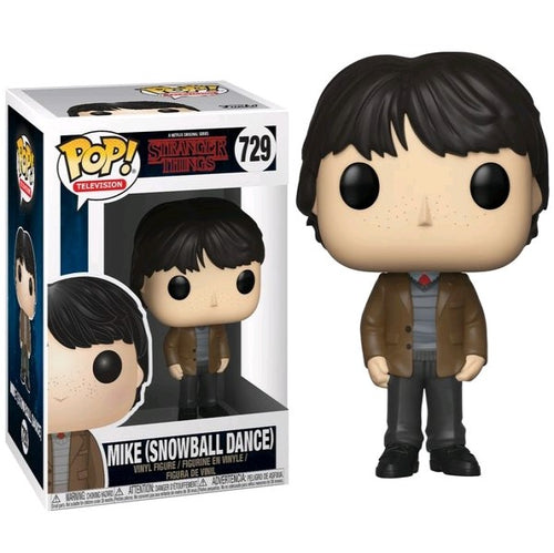 Stranger Things - Mike at Dance Pop! Vinyl