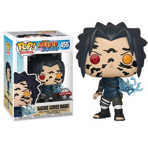 Naruto Shippuden - Sasuke Curse Mark US Exclusive Pop! Vinyl