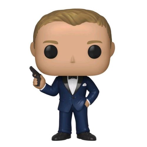 James Bond - Daniel Craig (Casino Royale) Pop! Vinyl