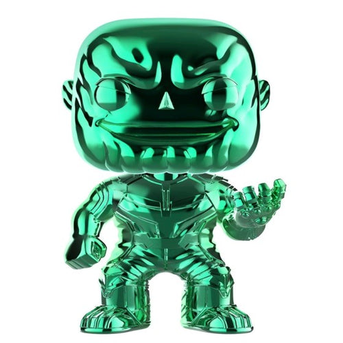 Avengers 3: Infinity War - Thanos Green Chrome US Exclusive Pop! Vinyl