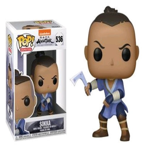 Avatar: The Last Airbender Sokka Pop! Vinyl Figure