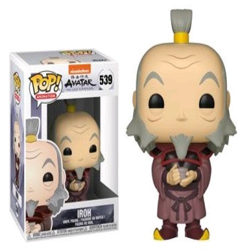 Avatar: The Last Airbender Irok with Tea Pop! Vinyl Figure