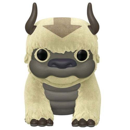 "Avatar The Last Airbender - Appa Flocked US Exclusive 6"" Pop! Vinyl"