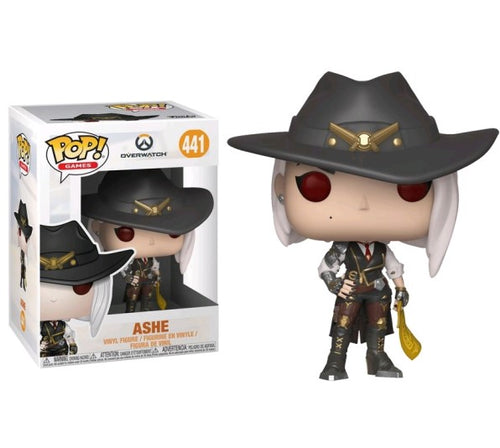 Overwatch - Ashe Pop! Vinyl
