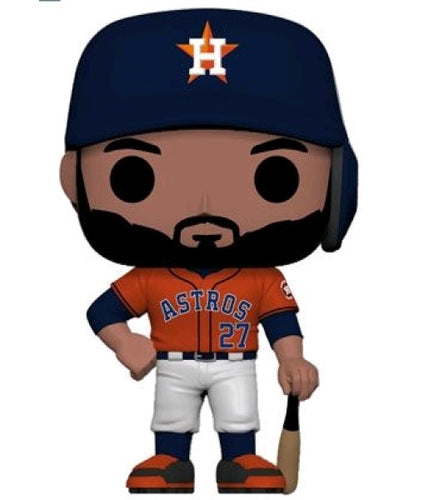 MLB - Jose Altuve Pop! Vinyl Figure